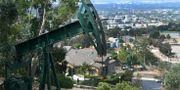 Oljepump i LA. FREDERIC J. BROWN / AFP