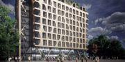 Visionsbild  Lars Gitz Architects