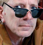Arkiv. Johnny Rotten 2011. Ann Johansson / TT / TT NYHETSBYRÅN