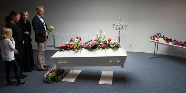 Mordade yara 8 begravs i sverige
