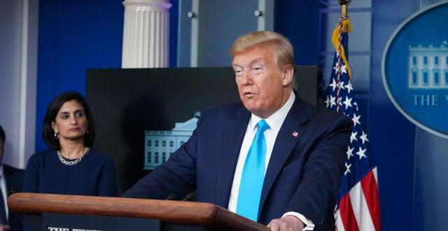 Donald Trump. MANDEL NGAN / TT NYHETSBYRÅN