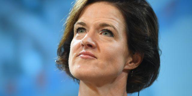 Bildt kommenterar partiledarfragan