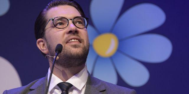Jimmie Åkesson Janerik Henriksson/TT / TT NYHETSBYRÅN