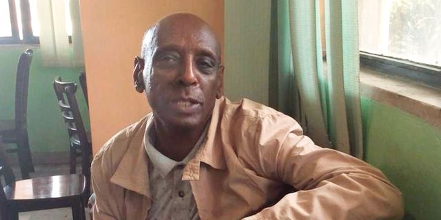 Etiopien sparkar forbundskaptenen
