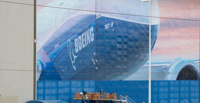 Boeing Ted S. Warren / TT NYHETSBYRÅN