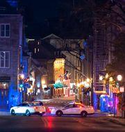 Bild från Quebec.  Jacques Boissinot / TT NYHETSBYRÅN
