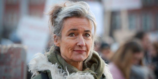 Maria Persdotter, ordförande i Rörelsehindrade barn och ungdomar. Arkivbild. Janerik Henriksson/TT / TT NYHETSBYRÅN