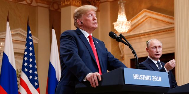 Putin vill ena hela den ryska varlden