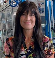 Maria Larsson, fabrikschef. TT, Electrolux.