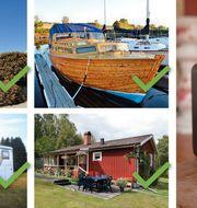 Ozoneair kan användas överallt där lukt och mögel lurar, som i huset, sommarstugan, båten och husvagnen.