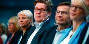 Gunnar Strömmer, Moderaternas partisekreterare.  Thomas Johansson/TT / TT NYHETSBYRÅN