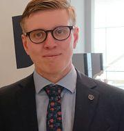 Dennis Askling. Sverigedemokraterna/pressbild.