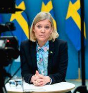 Magdalena Andersson. Arkivbild. Fredrik Sandberg/TT / TT NYHETSBYRÅN
