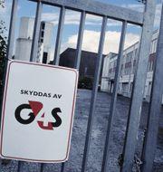 Arkivbild. G4S / TT NYHETSBYRÅN