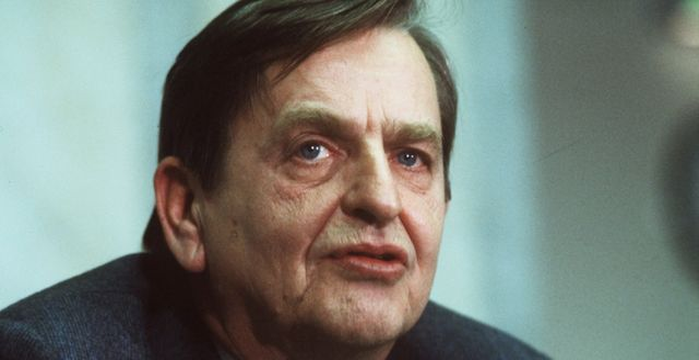 Olof Palme. Anders Holmström/TT / TT NYHETSBYRÅN