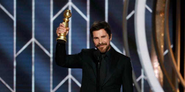 Christian Bale.  HANDOUT / TT NYHETSBYRÅN