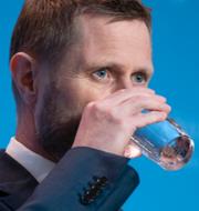 Hälsominister Bent Høie. TT.