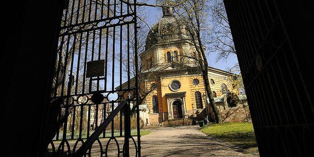 Kyrkan gav paradvaning till riskkapitalist