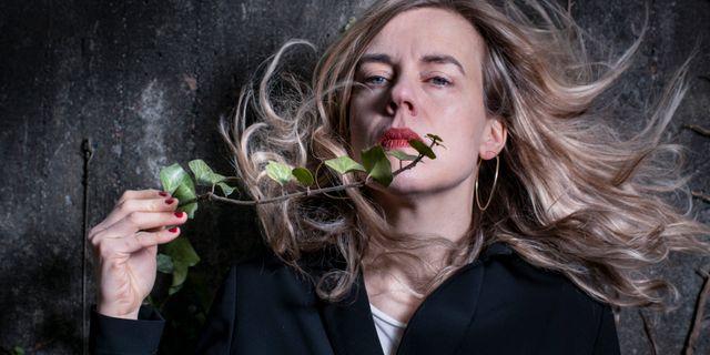 Artisten och författaren Annika Norlin. Staffan Löwstedt/SvD/TT / TT NYHETSBYRÅN