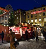 Arkivbild: Julmarknaden i Gamla stan, Stockholm Henrik Montgomery/TT / TT NYHETSBYRÅN