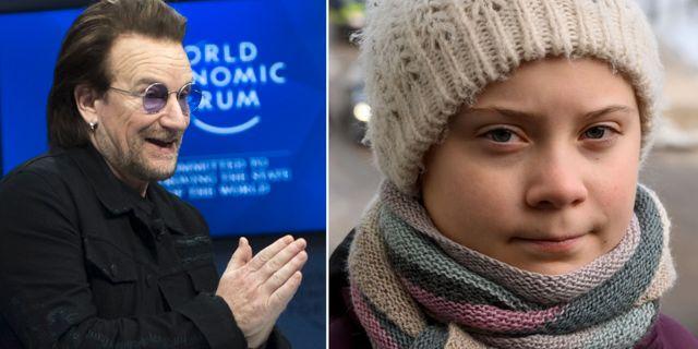 Bono/Greta Thunberg TT