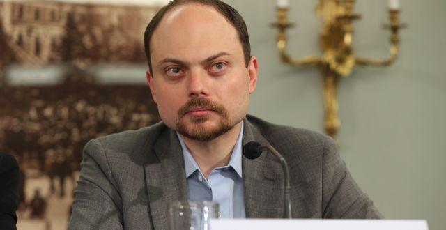 Vladimir Kara-Murza. Vidar Ruud / TT NYHETSBYRÅN