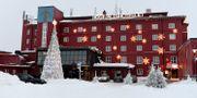 Folk och Försvars årliga rikskonferens hölls på Högfjällshotellet i Sälen. Henrik Montgomery/TT / TT NYHETSBYRÅN