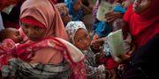 Mammor i Somalia, arkivbild. Ben Curtis / TT NYHETSBYRÅN