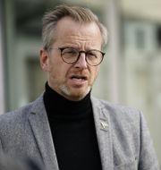 Mikael Damberg Björn Larsson Rosvall/TT / TT NYHETSBYRÅN