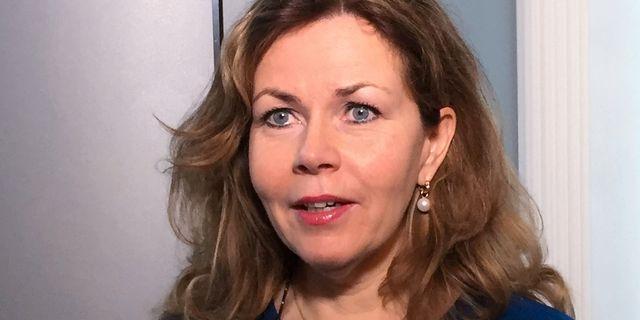 Cecilia Wikström. Wiktor Nummelin/TT / TT NYHETSBYRÅN