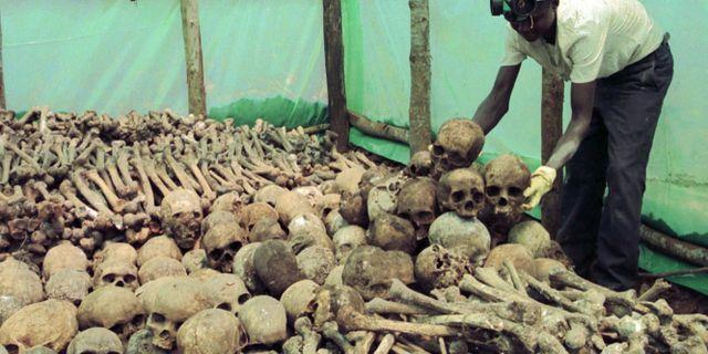Fem misstankta gripna for massmordet i kenya