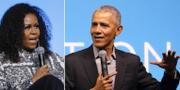 Barack Obama och Michelle Obama har startat en stiftelse för mentorskap för unga ledare. Förra veckan besökte de Kuala Lumpur. TT