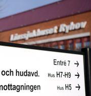 Länssjukhuset Ryhov/Arkivbild Mikael Fritzon/TT / TT NYHETSBYRÅN