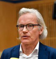 Johan Bratt. Henrik Montgomery/TT / TT NYHETSBYRÅN