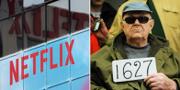 Netflix/ John Demjanjuk under rättegången i München 2011. TT
