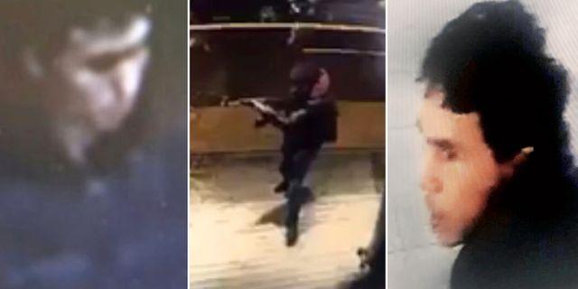 Svensk slappt av turkisk polis