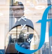 Arkivbild: FI-chefen Erik Thedéen.  Magnus Hjalmarson Neideman/SvD/TT / TT NYHETSBYRÅN