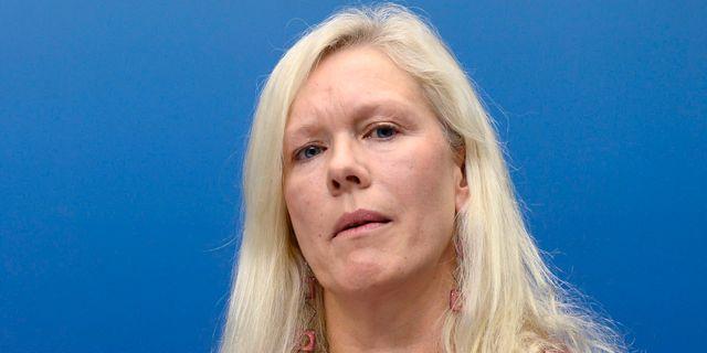 Sveriges ambassadör i Kina Anna Lindstedt. Arkivbild. Leif R Jansson / TT / TT NYHETSBYRÅN