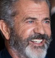 Mel Gibson/Hem som förstördes i orkanen Maria i Puerto Rico/Arkivbild.  TT