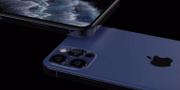 Icke officiell rendering av Iphone12 baserad på spekulation