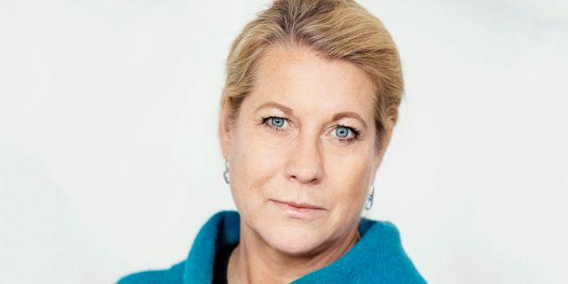 Catharina Elmsäter-Svärd, vd för Byggföretagen. Pressfoto, Byggföretagen