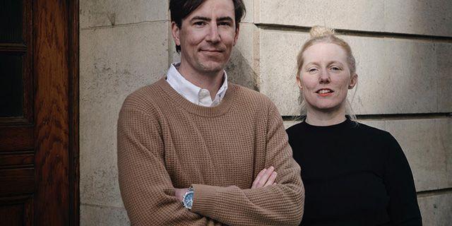 Max Jedeur-Palmgren och Åsa Secher ligger bakom den nya dokumentärserien Bläckfisken som du kan lyssna på exklusivt hos Podme.  Emil Fagander