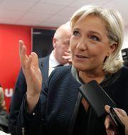 Nationella Frontens Marine Le Pen. Christophe Ena / TT / NTB Scanpix