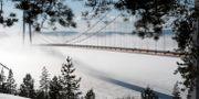 Högakustenbron. Arkivbild.  ANDERS WIKLUND / TT / TT NYHETSBYRÅN