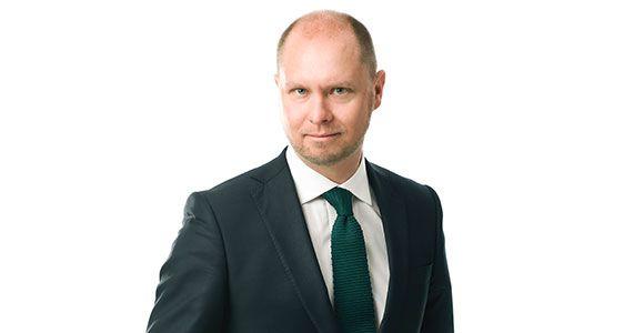 Daniel Wiberg, chefsekonom Företagarna. Företagarna