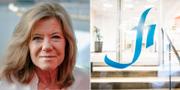 Lena Apler är grundare av Collector Bank.  TT