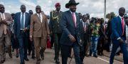 President Salva Kiir. Bullen Chol / TT / NTB Scanpix