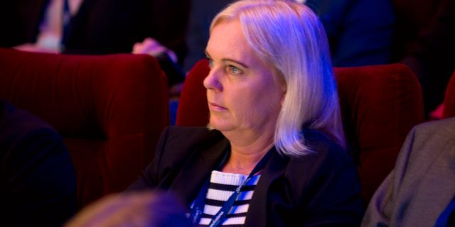 Kristina Winberg. Björn Lindgren/TT / TT NYHETSBYRÅN