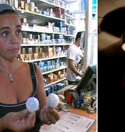 Suzanne Bohman jobbade i en elbutik när bytet skedde. TT