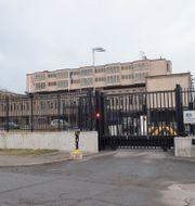 Storbritanniens ambassad i Stockholm. Arkivbild.  Fredrik Sandberg/TT / TT NYHETSBYRÅN
